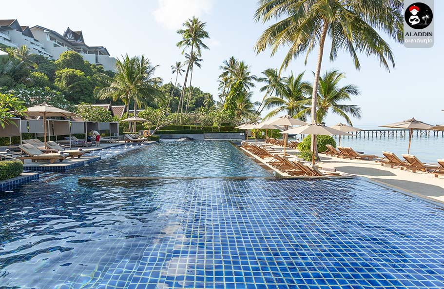 88 IMG 0221 รีวิว intercontinental samui